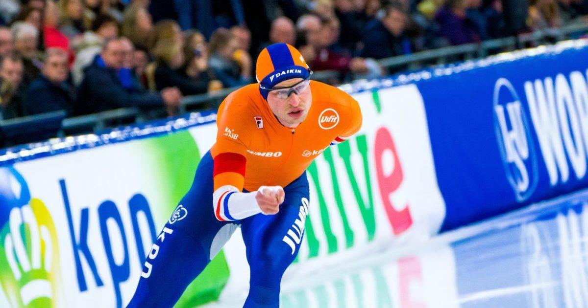 Sven Kramer is opnieuw trendsetter in het schaatsen - Sportnext.nl