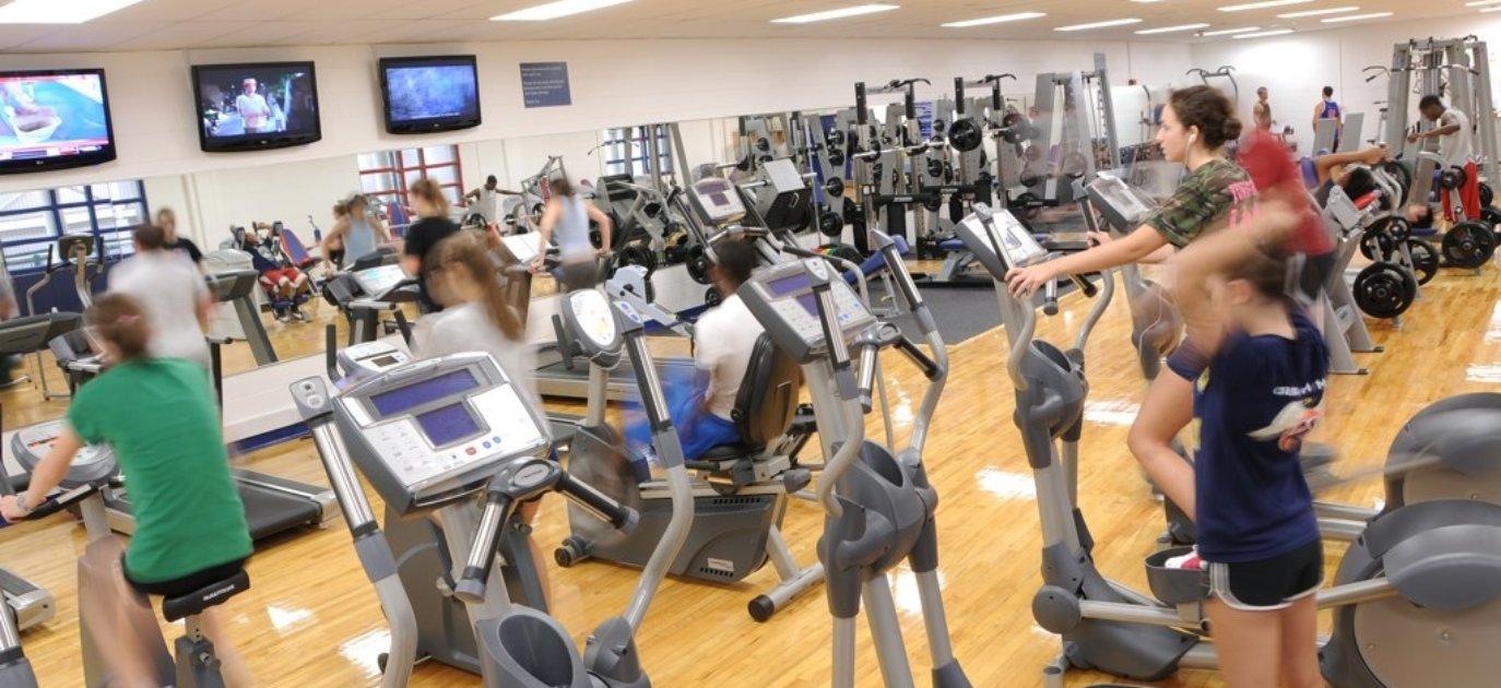 trends en ontwikkelingen fitness
